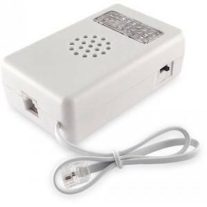 alpha elettronica suoneria telefonica elettronica acustica e visiva 94-535