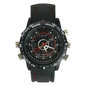 elettroservice orologio da polso con telecamera hd pvr-reloj