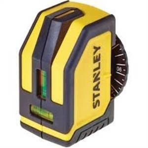 stanley livella laser manuale da parete 630-680 nm stht1-77148