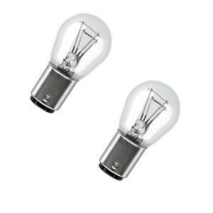 osram osram blister 2 lampadine base metallo per auto 25/6w bay15d a7528bli2