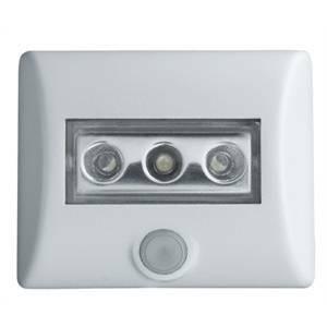osram luce led notturna con sensore orientabile nightlux white