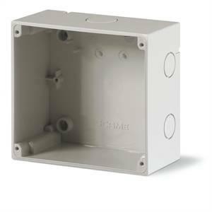 scame scatola per esterno ip67 135x125x70mm 572.0310