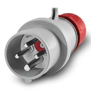 scame spina volante serie optima-reverse 3p+t 16a 6h ip44 213.1636rv