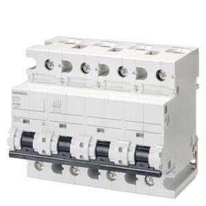 siemens siemens interruttore automatico magnetotermico 4p 100a 10ka 5sp4491-7