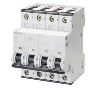 siemens siemens interruttore magnetotermico 4p 50a 5sy6450-7