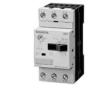 siemens siemens interruttore automatico magnetotermico 1,8/2,5 3rv10111ca10