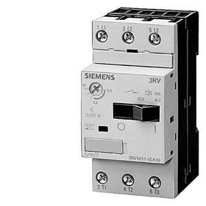 siemens siemens interruttore automatico magnetotermico 2,2/3,2a 3rv10111da10