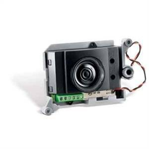 urmet urmet posto esterno citofono 4 fili + neutro con microfono elettrete 1128/500