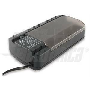 alpha elettronica alpha elettronica caricabatteria universale nicd kc300/1