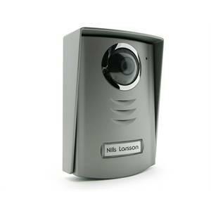 avidsen unita' esterna per videocitofono 1 tasto 4 fili 102297