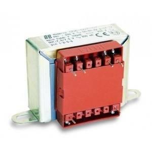 alpha elettronica trasformatore per pcb 10w 12+12v 010-012-12
