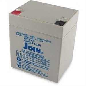 alpha elettronica batteria al piombo 12v 4,5ah bp12-4,5