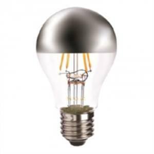 marino cristal lampadina goccia led 6w attacco e27 luce calda 21217
