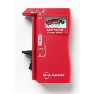 fluke tester per batterie bat-250-eur