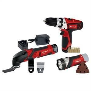einhell italia set utensili a batteria te-tk 12 li 4257191