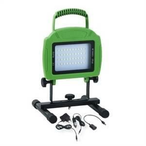 v-tac proiettore led 20w a betteria ricaricabile luce naturale vt-4822 5692