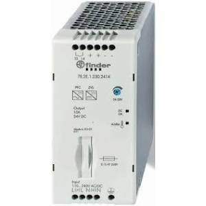finder alimentatorte switching 24vdc 10a 240w 782e12302414