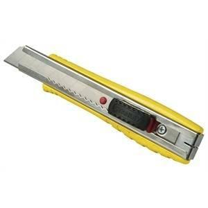 stanley cutter fatmax con lama da 18mm 010421