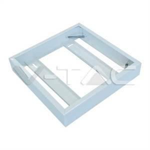 v-tac struttura per montaggio esterno panelli led 30x30 9970
