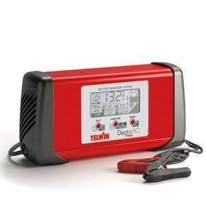 telwin caricabatterie mantenitore di carica doctor 50 6/12/24v 807586