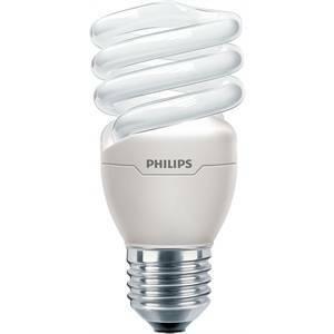 philips philips lampadina fluorescente spirale 15w e27 luce fredda mtor12y15cdl 8727900925845
