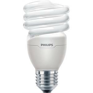 philips lampadina fluorescente spirale 20w e27 luce calda mtor12y20