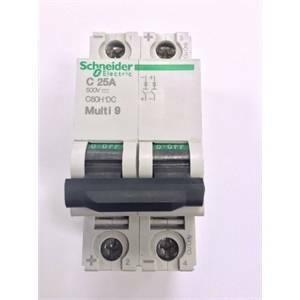 schneider electric interruttore magnetotermico 2p 6a 6ka 24267
