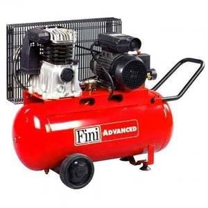fini fini compressore bicilindrico 90 litri mk 102/n advanced 872ta1a60401