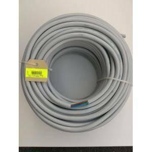 cavi 50 metri cavo fror 3x2.5, 3 conduttori da 2.5mm di sezione con giallo verde