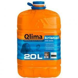 pvg italy combustibile per stufe inodore premium quality 20 litri kristal