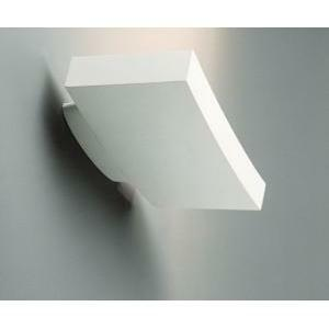 artemide applique da interno emissione indiretta surf 300w m060955