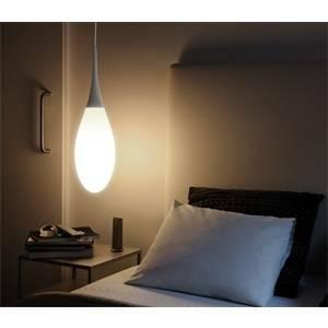 kundalini lampada a sospensione per interno spillo ceiling 232135eu