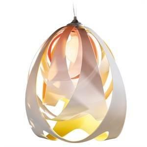 slamp lampadario a sospensione goccia fire goc76sos0000wa