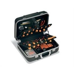 plano plano valigia portautensili professionale con elastici pc600e