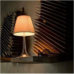 flos lampada da tavolo in tessuto miss k t soft f6255007