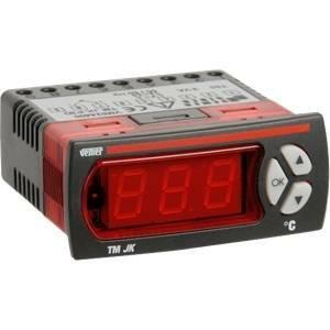 vemer vemer termometro digitale per forni e bruciatori 12/24v tm jk-p3d vm624400