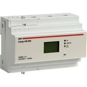 vemer vemer contatore energia 7 moduli energy-400 d90 vn984100
