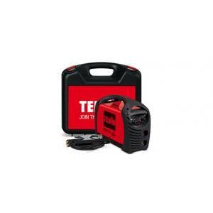telwin telwin saldatrice inverter a elettrodo con accessori e valigetta force 145 815856