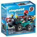 playmobil playmobil quad del bandito