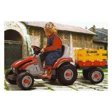 peg perego trattore mini tony tigre pedali