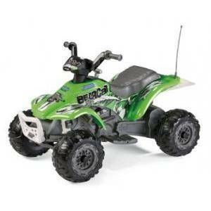 peg perego quad corral bearcat 6v