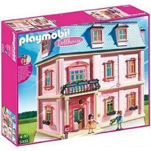playmobil playmobil casa romantica delle bambole