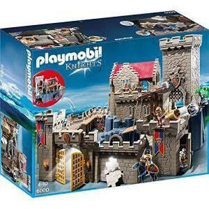 playmobil castello reale dei cavalieri del leone