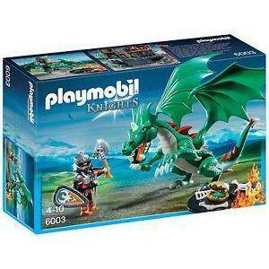 playmobil grande drago sputafuoco playmobil 6003