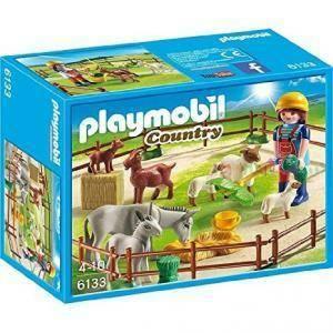 playmobil recinto degli animali