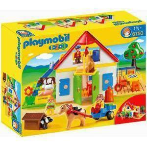 playmobil la grande fattoria 123