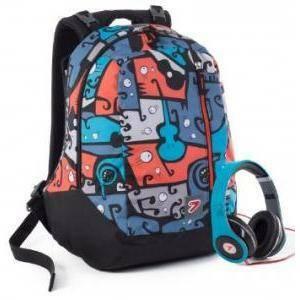 seven zaino double backpack seven jangle marlin