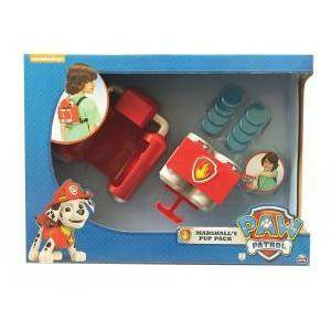 spinmaster paw patrol zainetto rescue tool set