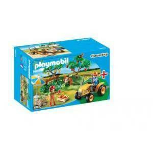 playmobil playmobil raccolta della frutta