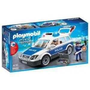playmobil auto della polizia